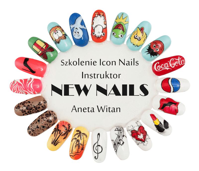 kurs zdobienia paznokci icon nails w Warszawie